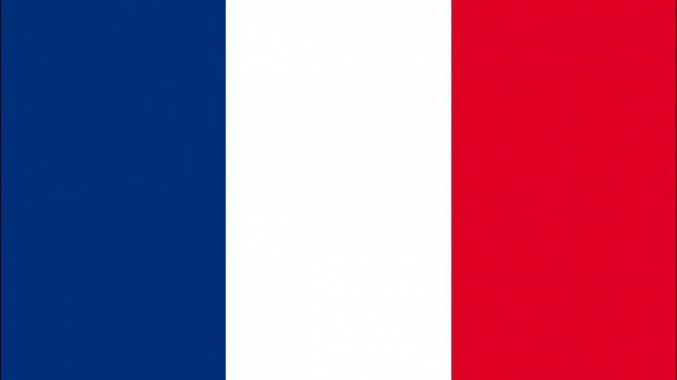 flag of france French Press Made In France